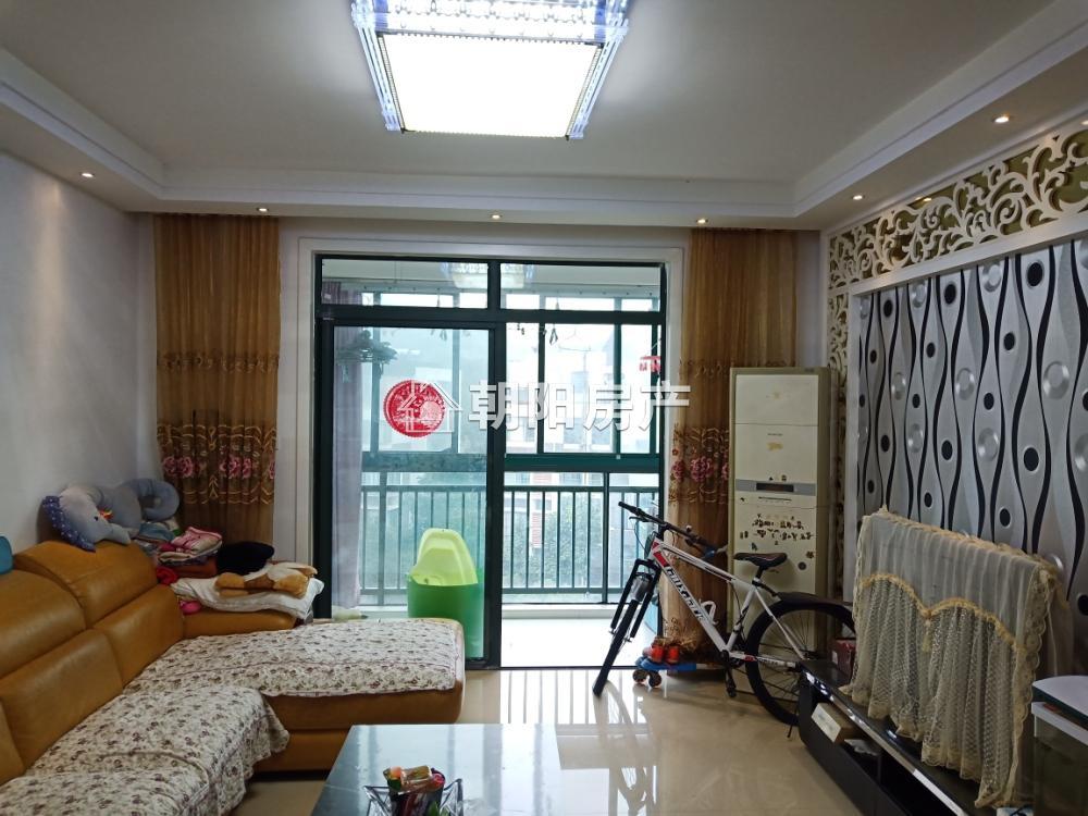 龙眼新村2室2厅1卫85.65平方精装修依山傍水生活方便