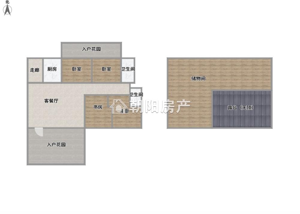 泉山湖龙湾4室2厅2卫179.69平方210.00万