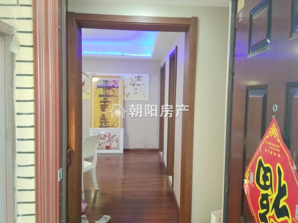 民生淮河新城四期3室2厅2卫107.54平方1800元/月