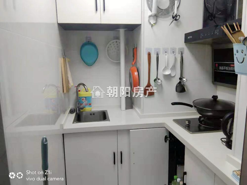 万茂华府B栋公寓1室1厅1卫38.47平方28.00万