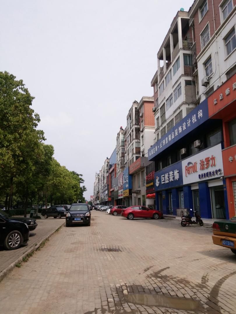 惠利商住楼沿街两层商铺213.34平方190.00万急售